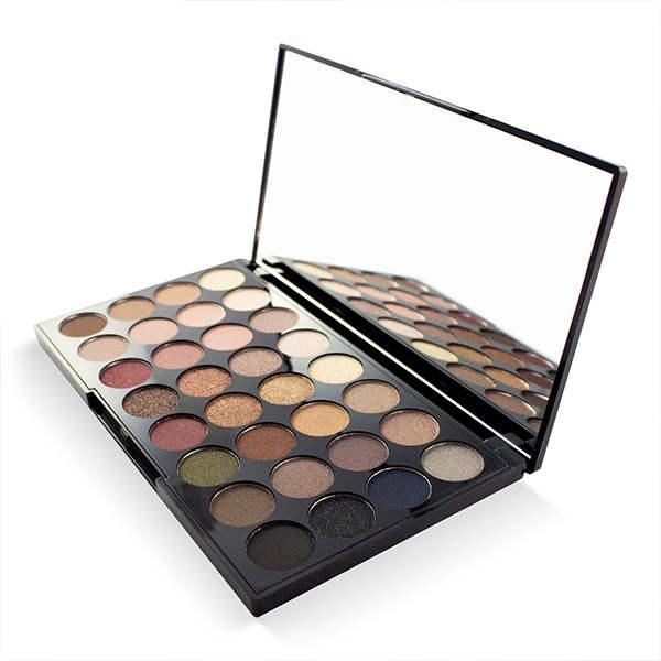 پالت سایه چشم 32 رنگ برند رولوشن - لوازم آرایش بلاران