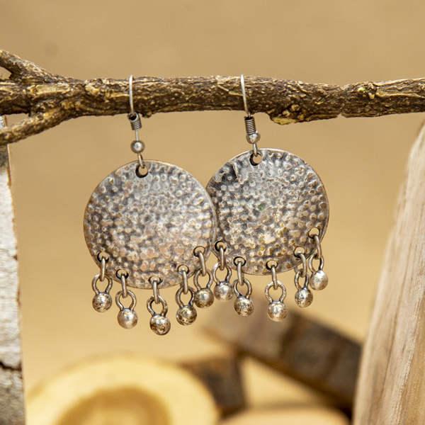 گوشواره جنس ورشو دست ساز برند Titi Jewelry - بلاران